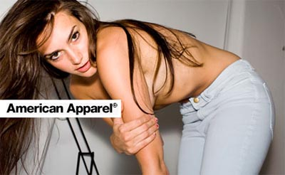 American Apparel expanding