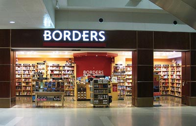 Borders book store