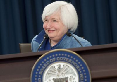 Janet Yellen Fed Rates