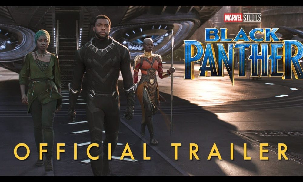 Black Panther Full Trailer