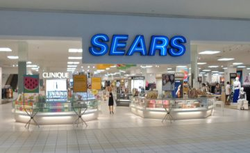 Sears Canada Shutting Down