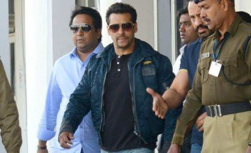 Salman Khan, Jailed